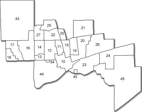 Davis Precinct Key